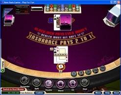 une annee blackjack